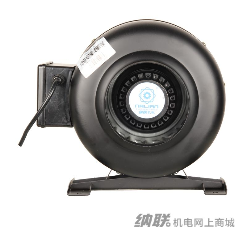 纳联机电 圆形管道同轴风机-CDR2E-100 单