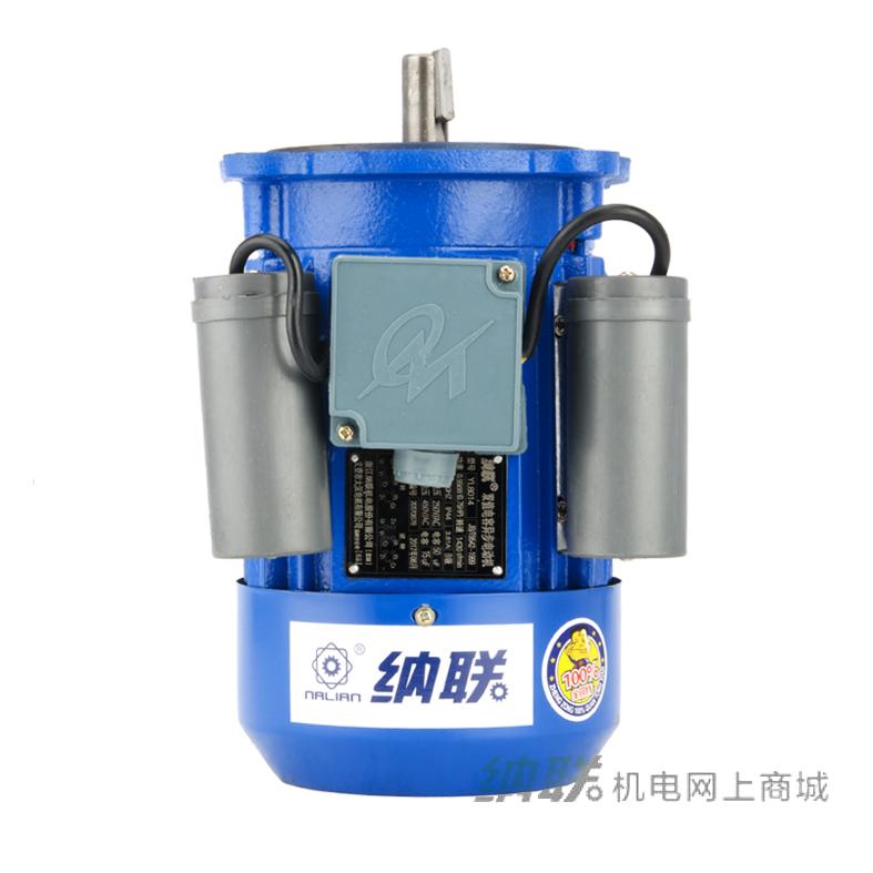 纳联机电 YL系列-YL802-4/0.75KW立式