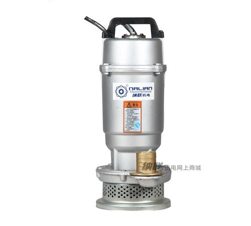 纳联机电 潜水泵-QDX7-18-0.75单铜-B型