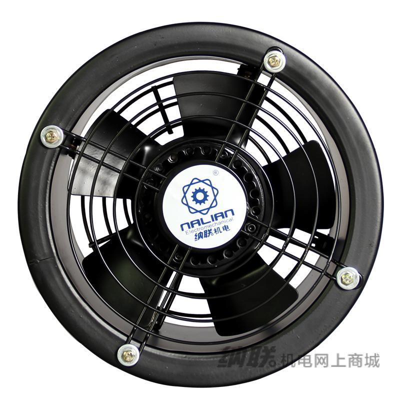 纳联机电 外转子轴流风机-YWF4E-350高筒 单(反转风叶)