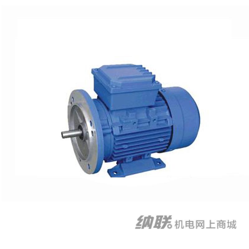纳联机电 YE2系列电机-YE2-90S-2/1.5KW立卧式