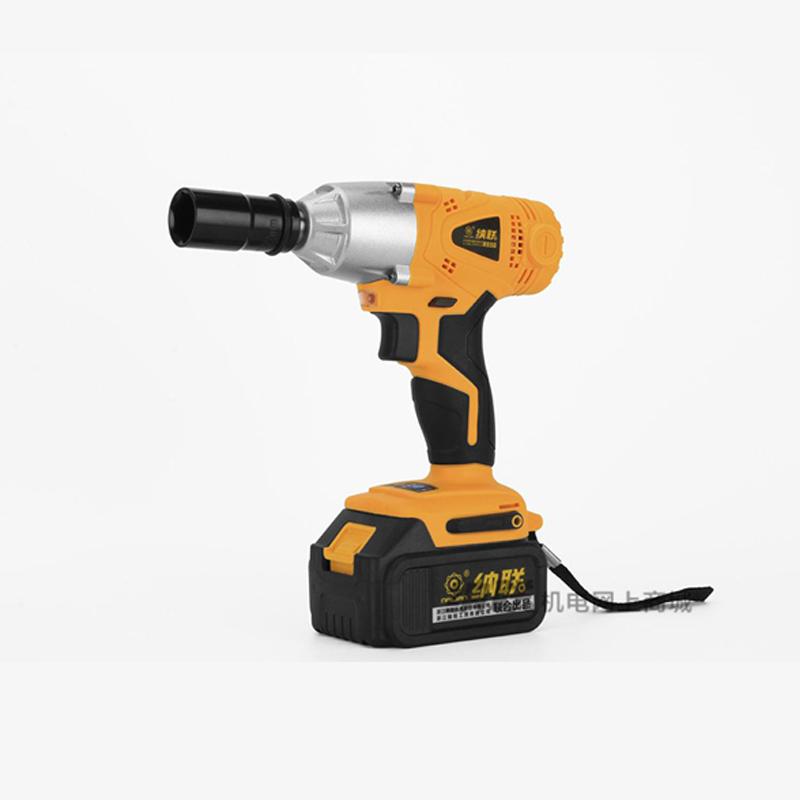 纳联机电 锂电扳手-NL-7501(一体)(两电一充)