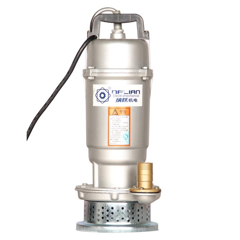 纳联机电 潜水泵-QDX1.5-16-0.37单铜-B型