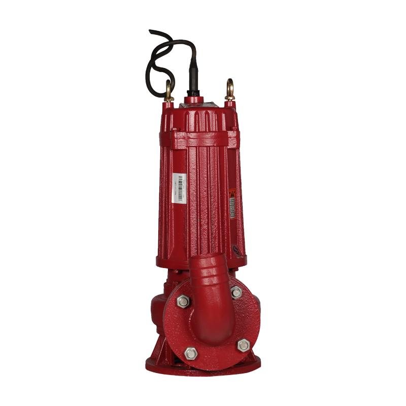 纳联机电 撕裂式污水泵-WQAS15-15-1.5三