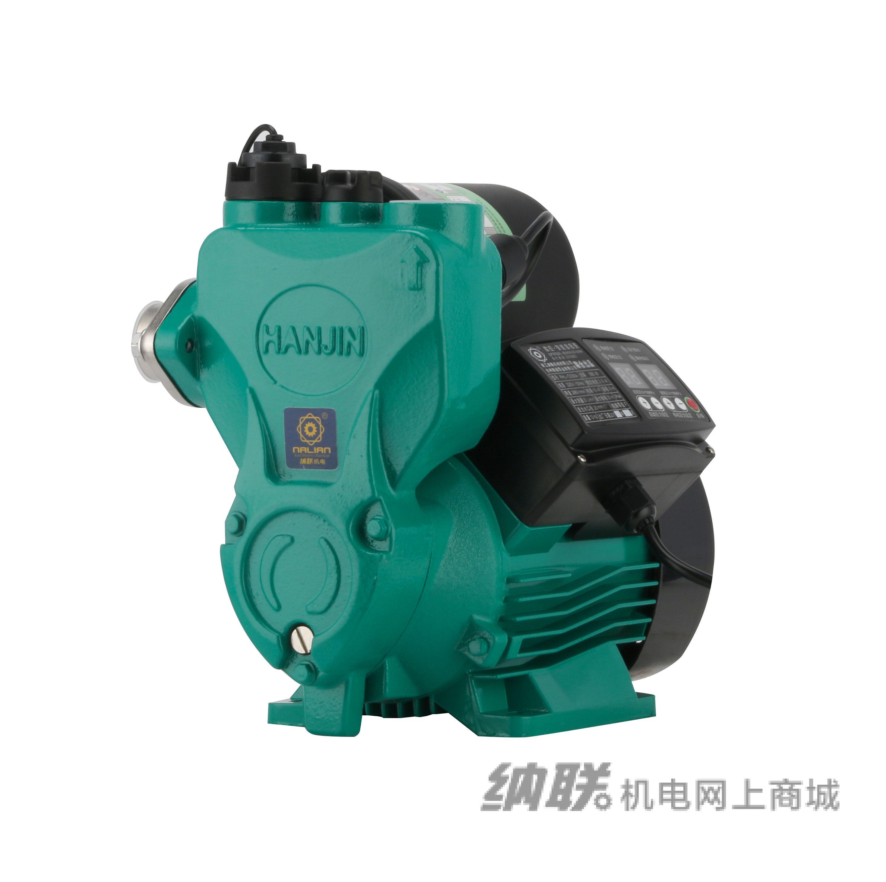 纳联机电 数码智能全自动自吸泵-PHJC-280A