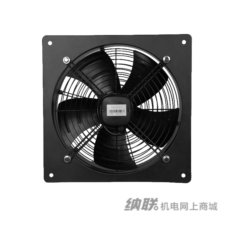 纳联机电 外转子轴流风机-YWF4E-400方形 单