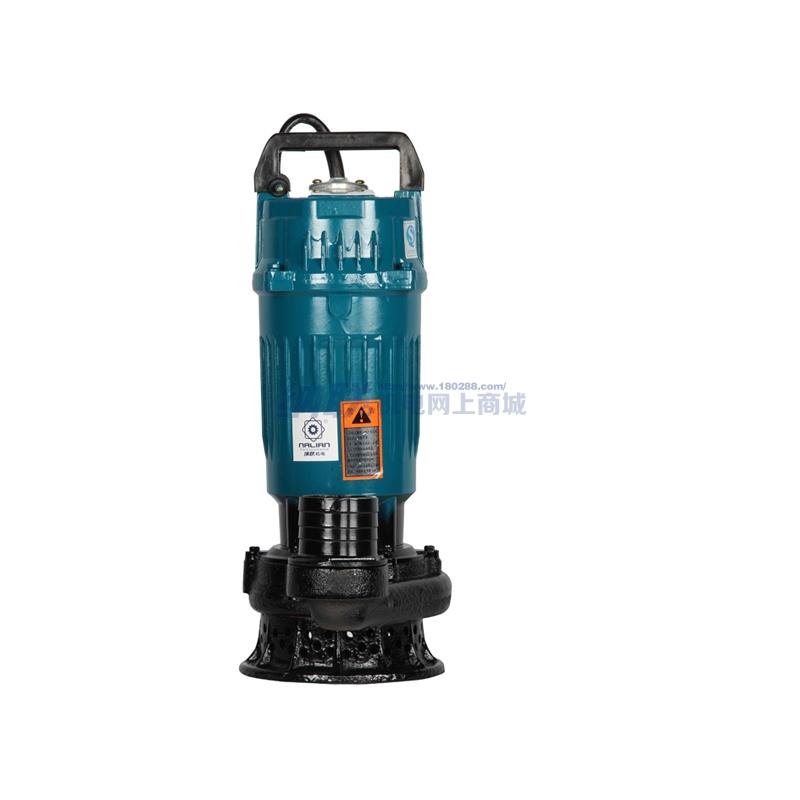 纳联机电 潜水泵-QDX3-18-0.55单铜-压铸