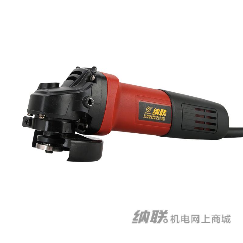 纳联机电 角磨机-NL-81003/1050W