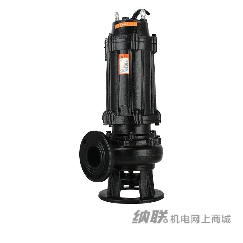 纳联机电 搅匀式污水泵-65JYWQ25-25-4
