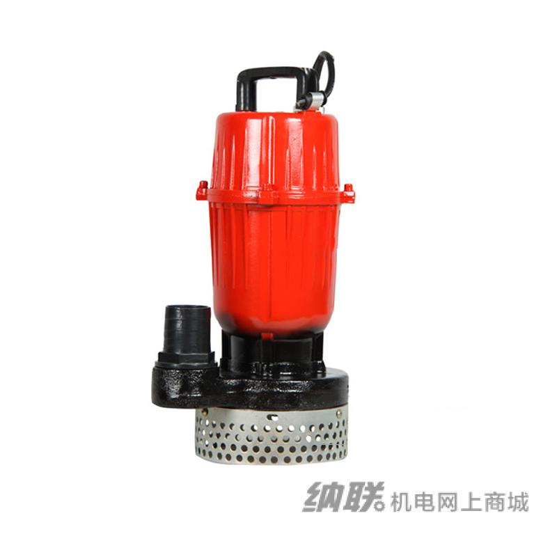 纳联机电 潜水泵-QDX2-16-0.4单铜-压铸