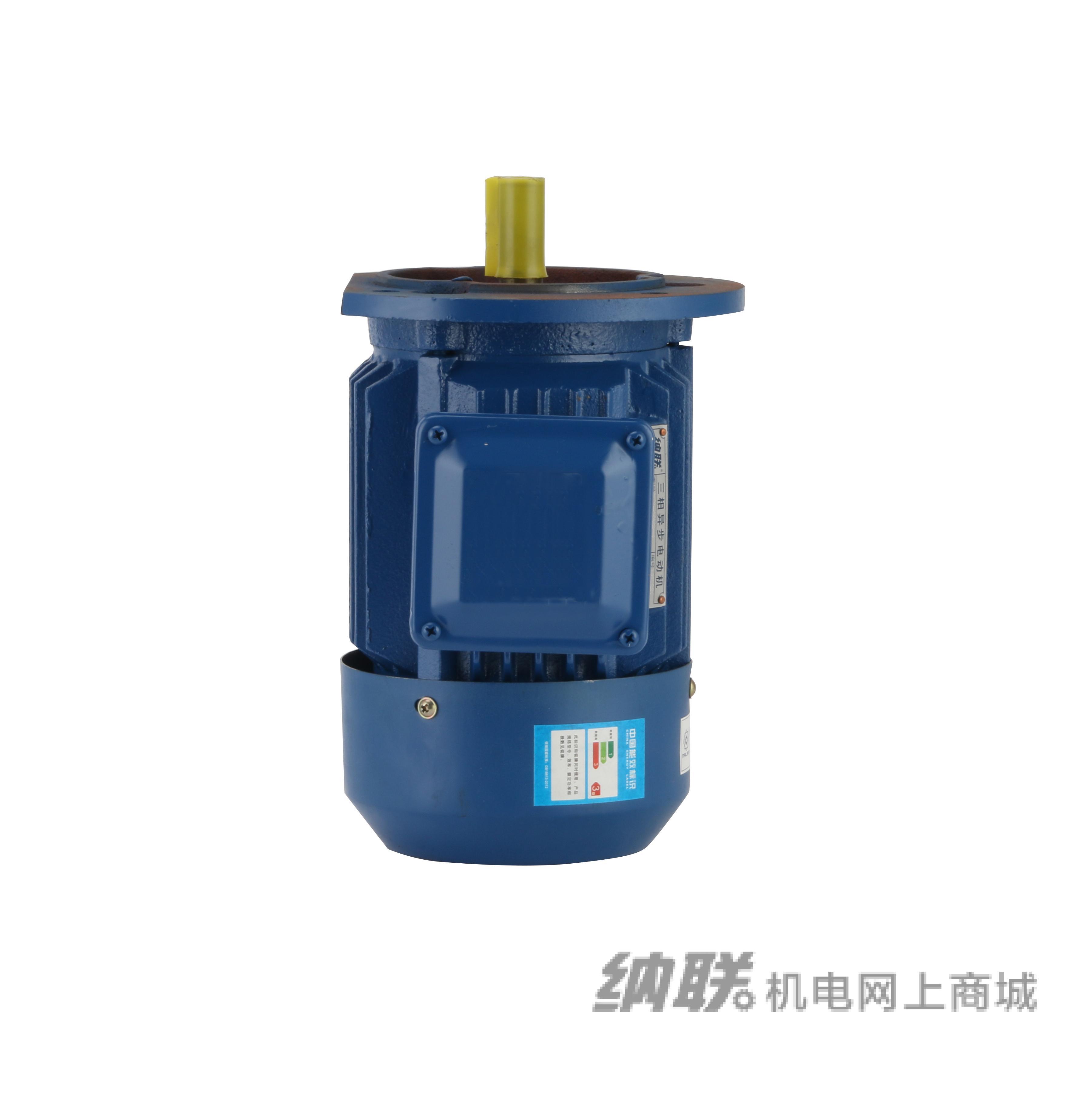 纳联机电 YE2系列电机-YE2-90L-4/1.5立式