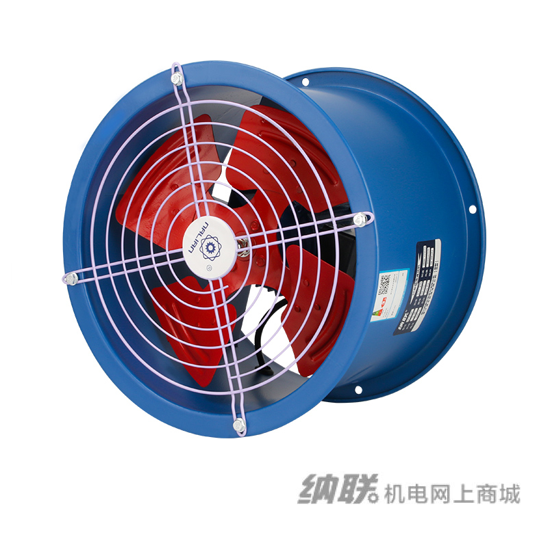 纳联机电 轴流风机-SFG5-2/2.2KW管道式 三