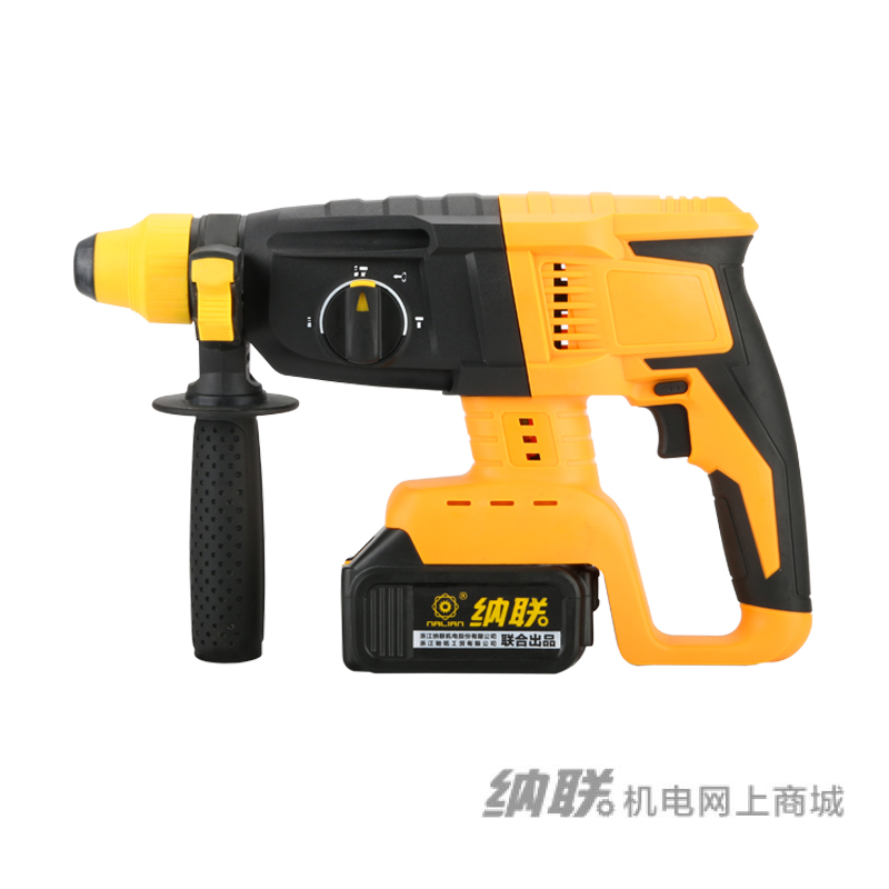 纳联机电 锂电电锤-NL-7200/21V无刷(两电一充)