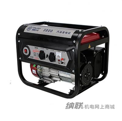纳联机电 汽油发电机-NL3800