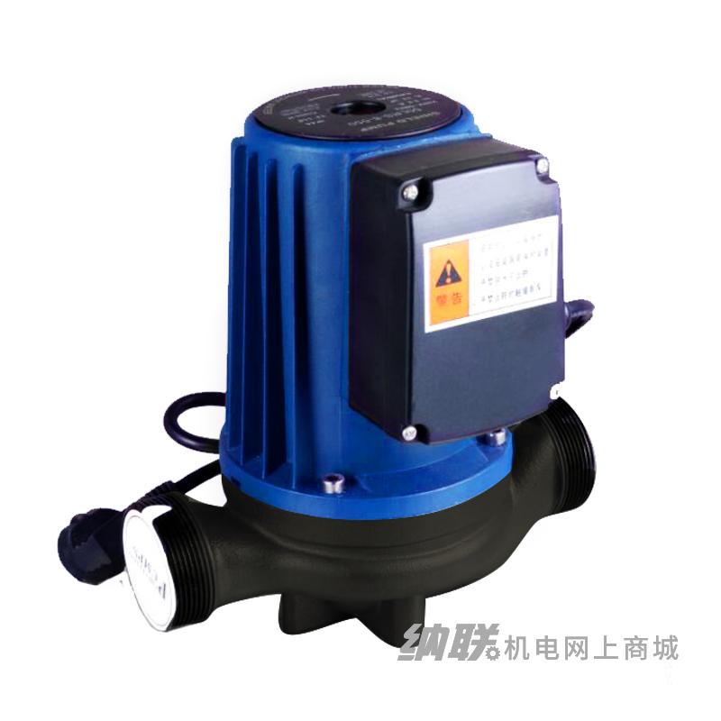 纳联机电 屏蔽泵-LRS40/13-550W(丝口)