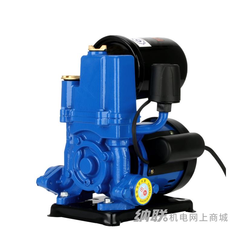 纳联机电 全自动冷热水自吸泵-NL-370A