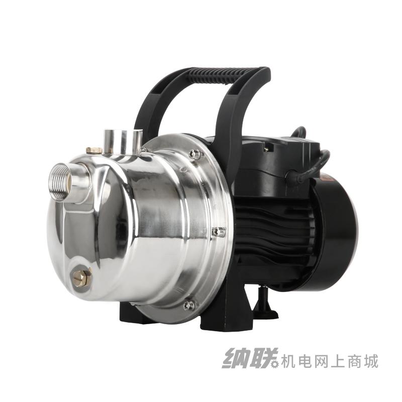 纳联机电 不锈钢自吸喷射泵JET-1.8-32-0.37S普通款