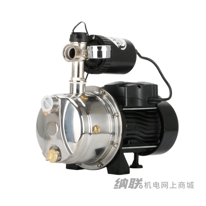 纳联机电 不锈钢自吸喷射泵JET-1.8-32-0.37S智能款