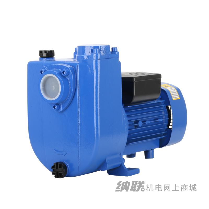 纳联机电 自吸离心泵-40WB10-16Z/0.75kw单铜