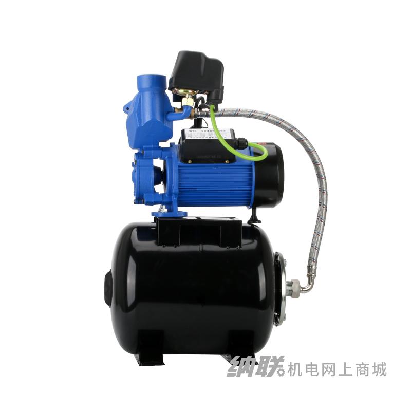 纳联机电 全自动冷热水自吸泵-1.5WZB-1100A(大压力罐)(变形金刚款)