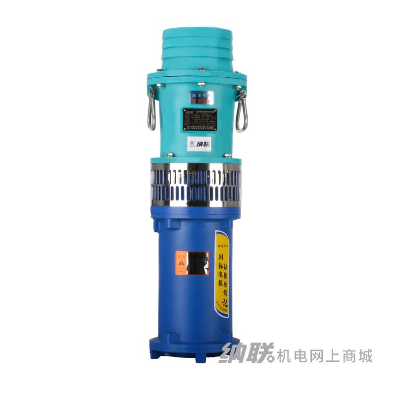 纳联机电 油浸泵-150QY160-4-3(海水专用)