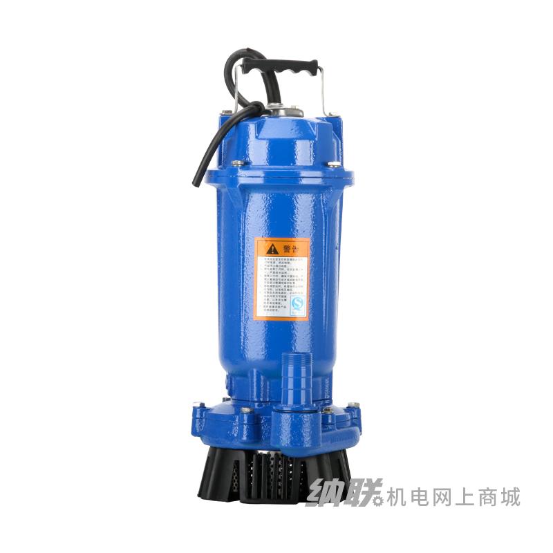 纳联机电 潜水泵-25QDX1.5-16-0.37(铁壳)