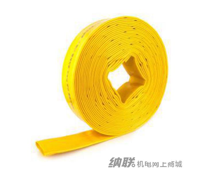 纳联机电 水带-03型金黄色厚1.5寸(50米/卷)