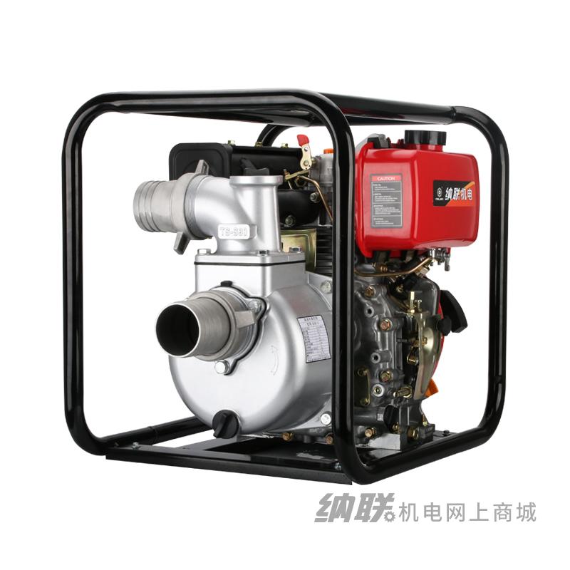 纳联机电 柴油机水泵-NLY100(手动)