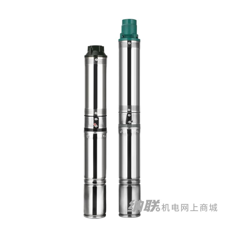纳联机电 深井泵-特价机100QJD1.5-50/10-0.75(40米线)