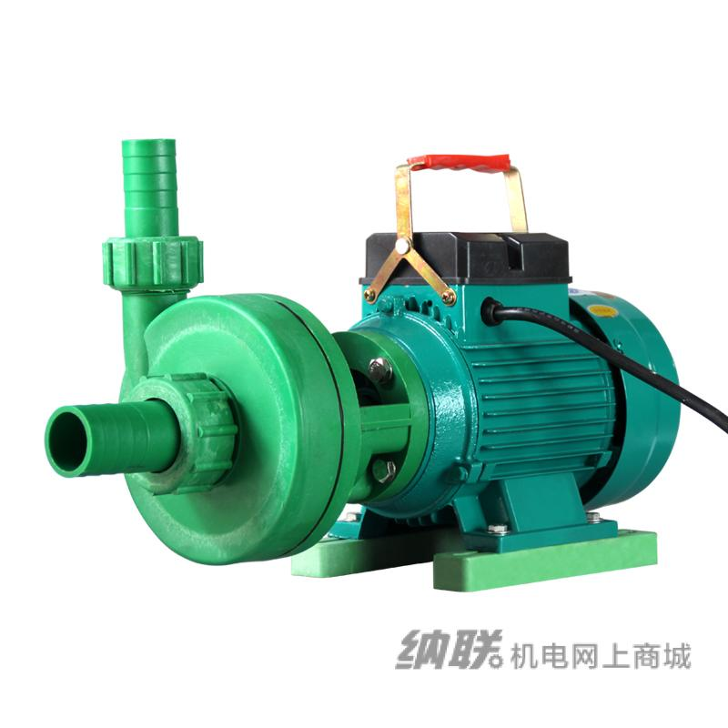 纳联机电 耐腐离心泵-FS20*15-6R/0.37kw单