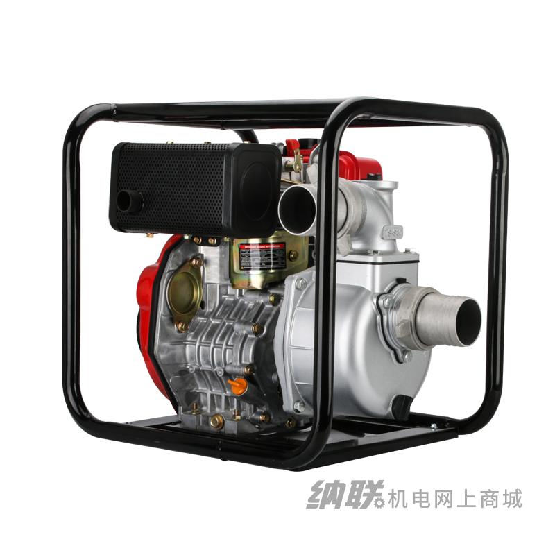 纳联机电 高压柴油消防水泵-NLY50(双叶轮)电动