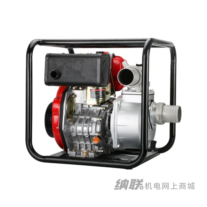 纳联机电 柴油机水泵-NLY80(电动)