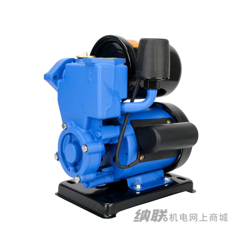 纳联机电 全自动冷热水自吸泵-NL-250A(精包装)新
