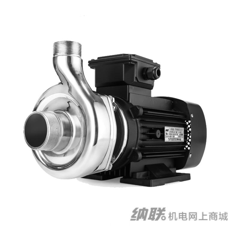 纳联机电 不锈钢耐腐蚀泵-WBZF25*25-15S/0.75kw 单
