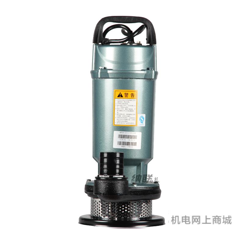 纳联机电 潜水泵-QDX3-18-0.55单铜-大元款