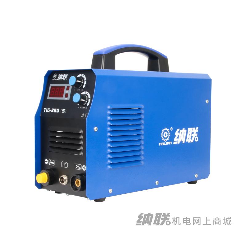 纳联机电 逆变直流手工弧焊机-ZX7-250S宽电