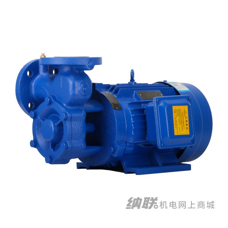 纳联机电 旋涡泵-1.5W6-160/7.5kw 三相