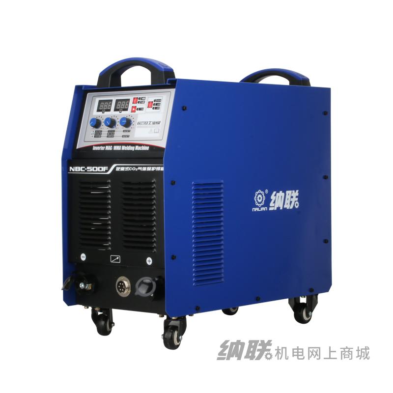 纳联机电 逆变直流气体保护焊机-NB-500F