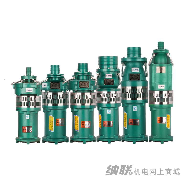 纳联机电 油浸泵-QY25-17-2.2(杭州款)2.5寸