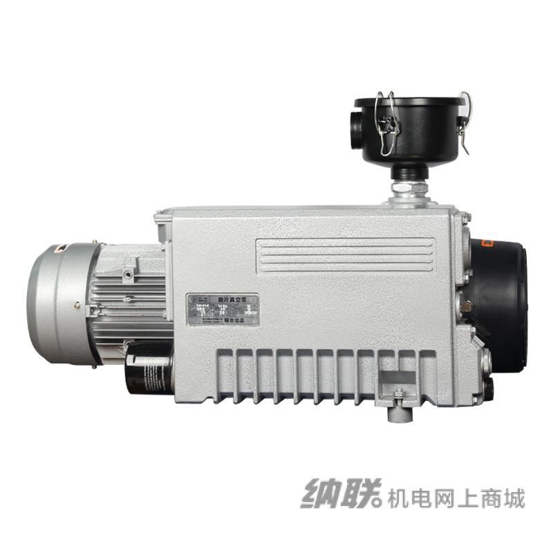 纳联机电 旋片真空泵-SV-020/0.75kw三相(新)