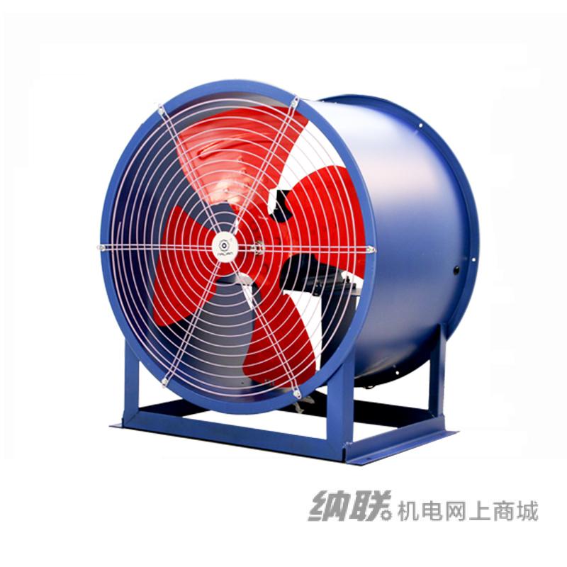 纳联机电 轴流风机-SF7-4/3kw固定式 三