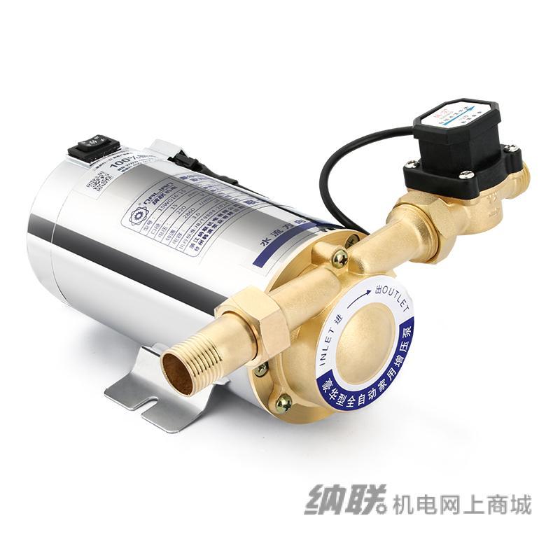 纳联机电 增压泵-15WG12-10/100w手动款(纸箱全包型)