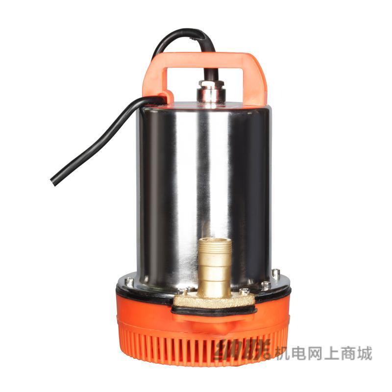 纳联机电 小黄蜂直流潜水泵-25ZQB1.5-3-24V/80w