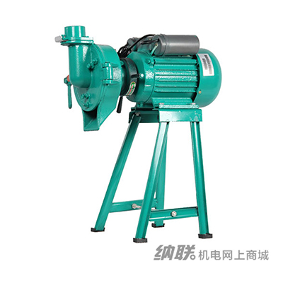 纳联机电 磨浆磨粉机-140#外调/2.2kw单铜