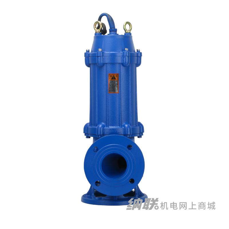 纳联机电 污水泵-80WQ35-25-4(温州款)