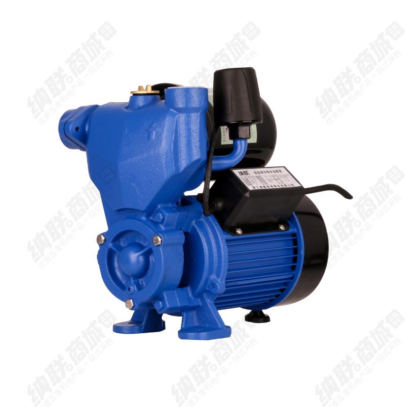 纳联机电 全自动冷热水自吸泵-1WZB-370A(变形金刚款)
