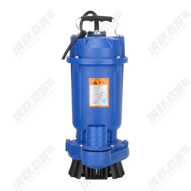 纳联机电 潜水泵-50QDX10-16-0.75T