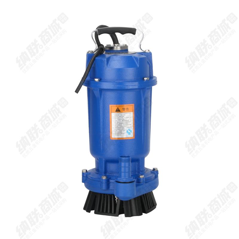 纳联机电 潜水泵-25QX3-20-0.55T