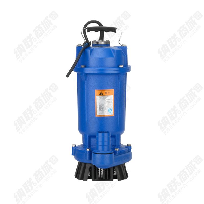 纳联机电 潜水泵-40QDX8-18-0.75T