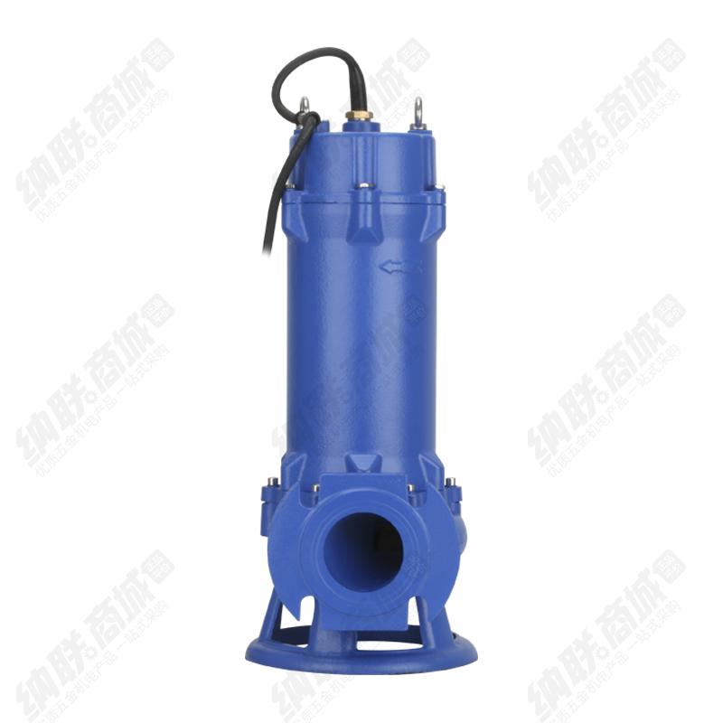 纳联机电 高效带刀切割排污泵-80GNWQ38-18-3